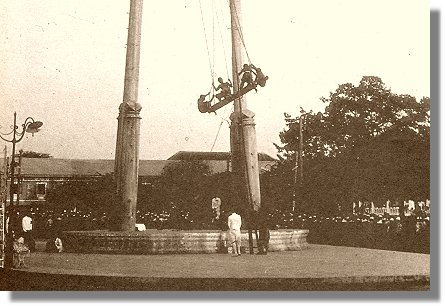Giant Swing in the old times