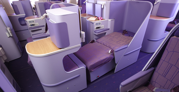 Image result for thai business class