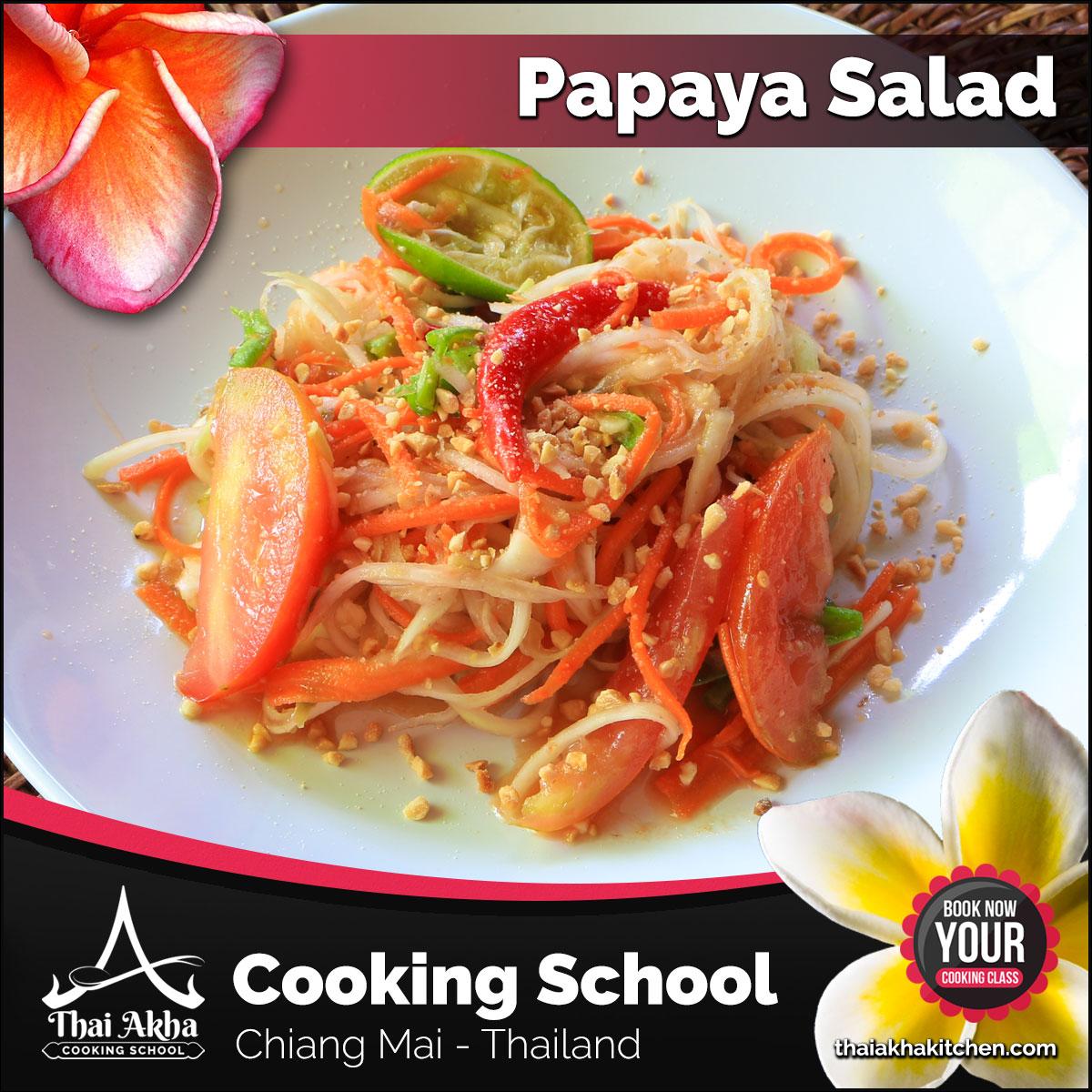 PapayaSalad - Thai Akha Kitchen