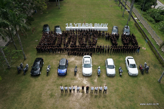 15th Anniversary BMW Group Manufacturing Thailand_03-001