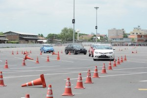 MG Driving Experience Centre