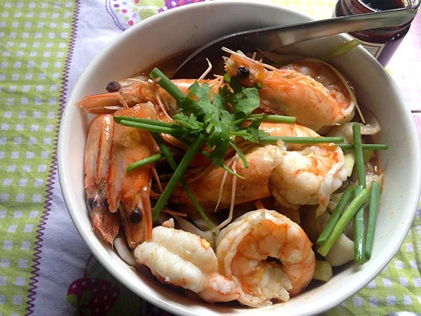 Cooking Class Tom Yum Goong