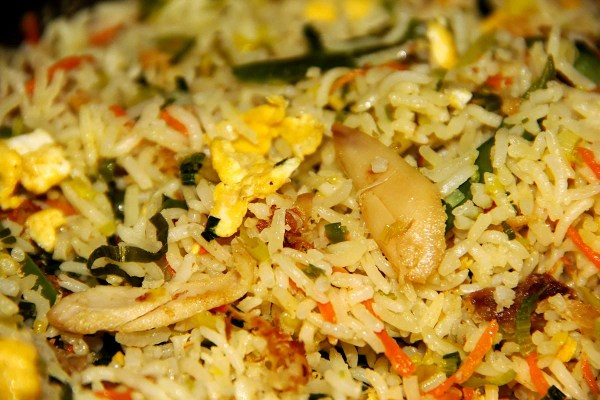 Cooking Lesson Fried Rice