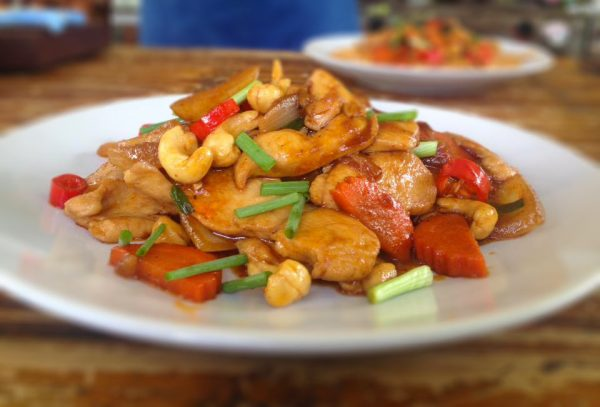 Chicken Cashew Nuts Cooking Class