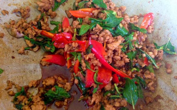 Cooking Class Pad Ka Prao