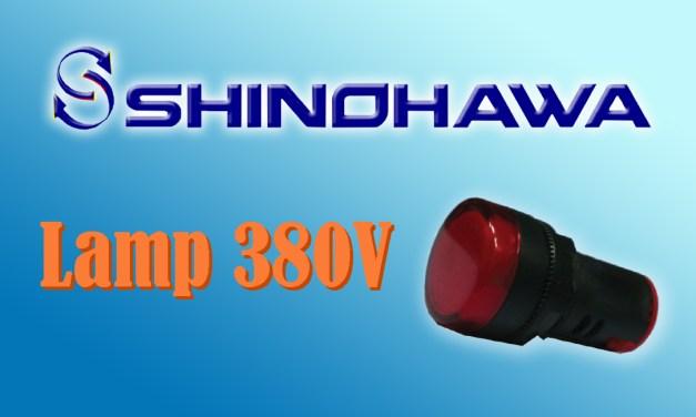 SHINOHAWA: LED-lamp-22-25-mm-380V-AC