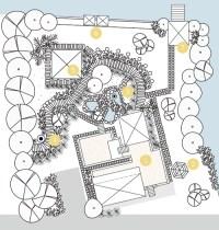 Riverside Garden Plan in Thailand - Thai Garden Design