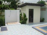 Outdoor Bathroom and Open Shower for your Thai Garden ...