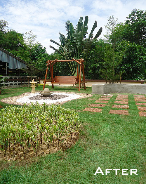 Japanese Style Garden & Landscaping For Thailand Expat Thai