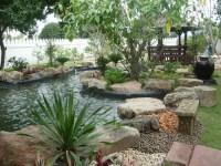 Waterfall Garden & Features - Thai Garden Design