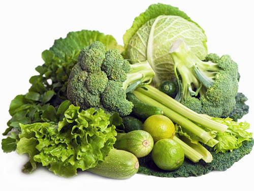 ผักใบเขียวมีประโยชน์ | pantirablog