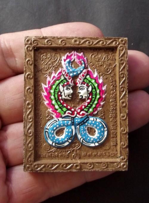 Nagas with Ganesha