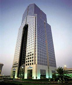 The Dusit Hotel in Dubai