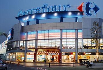 Carrefour store thailand
