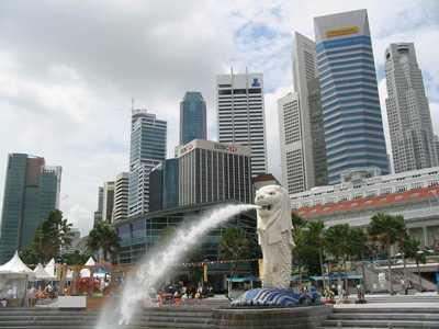Singapore property market
