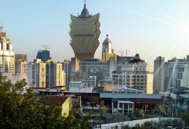 Macau Tourist Arrivals Surge