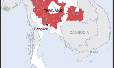 The World Bank has suggested flood guidelines for Thailand for flood prevention and management as a method of managing expanding cities and a growing population.