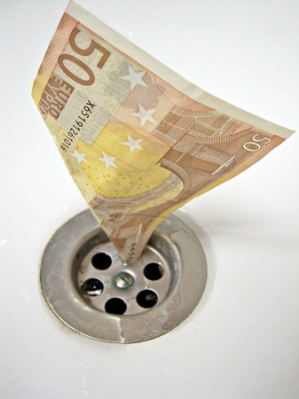 Is euro going down the drain?