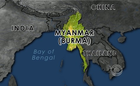 a strategic location that can link China, India and South-east Asia.