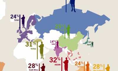 Women Topjops Map 2012