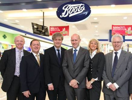 boots opens 200th Thai Store