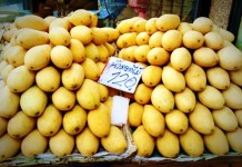 mango street prices Bangkok