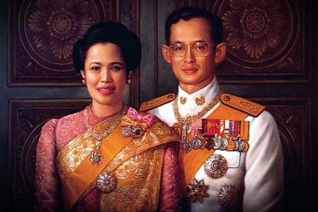 """Thailand has strict """"lese-majeste"""" laws"""