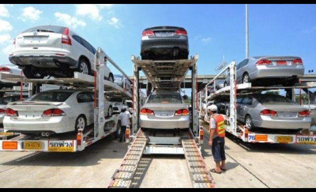 Thailand's automotive exports