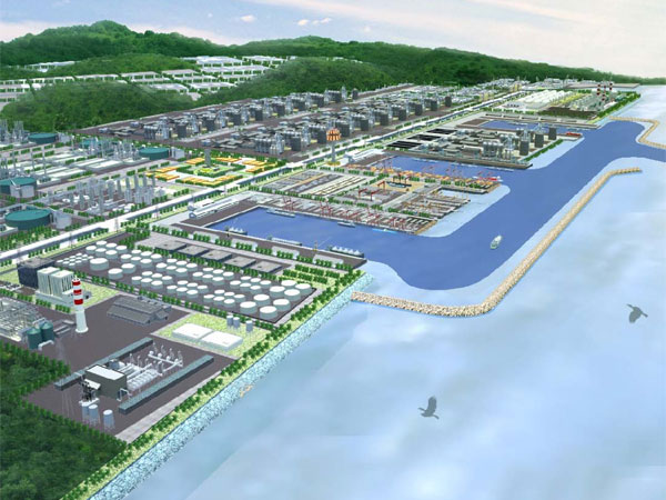 Dawei-project