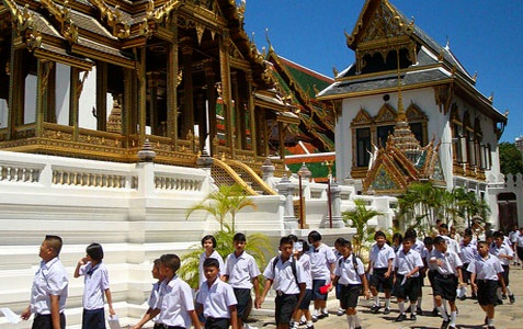 Thailand's education system is ranked 37th out of 40 countries