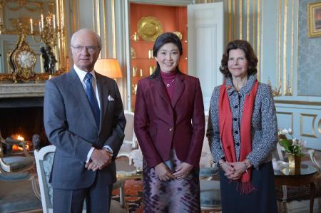 Yingluck Sweden