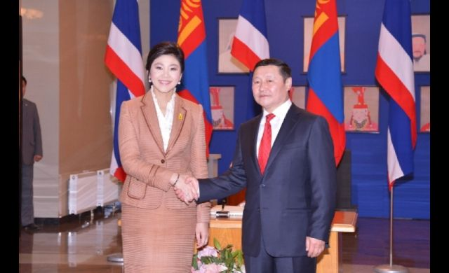 Thai-Mongolian trade was only US$13.69 million last year