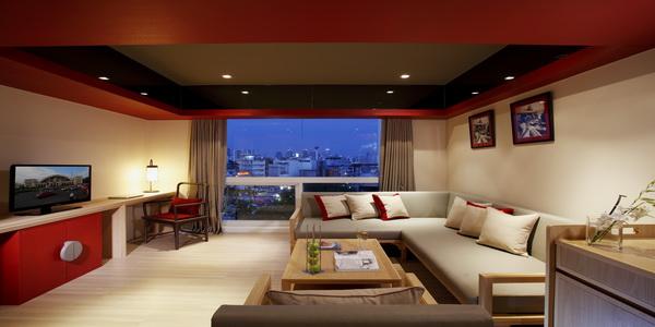 Centara's new hotel in Bangkok located a short distance from Bangkok's mainline railway terminus