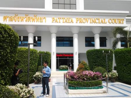 Pattaya tourist court