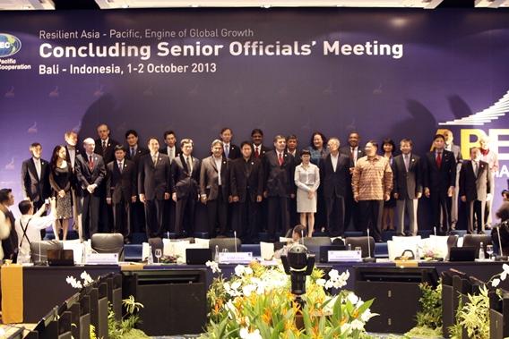 Bali Summit Apec 2013