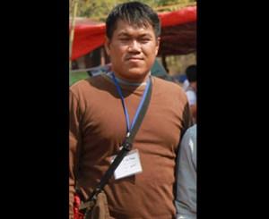 Journalist Aung Kyaw Naing