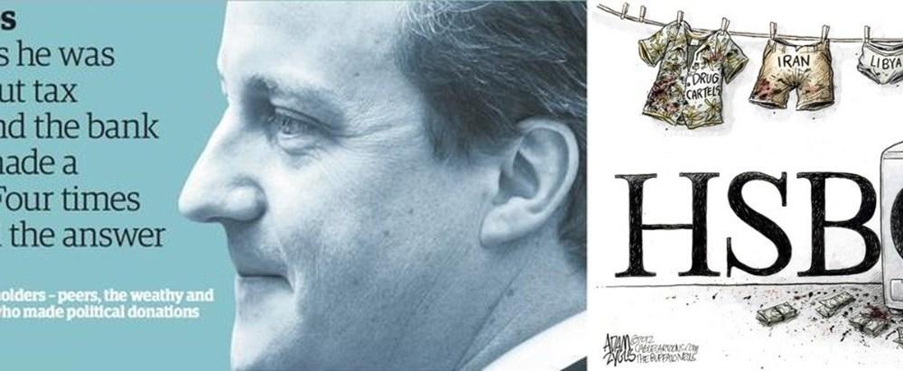 HSBC Mafia Banking Exposed : Money laundering and Cashing on drug