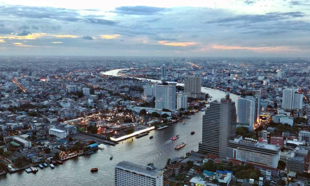 Bangkok Tops Mastercard's Cities Index For The Fourth Consecutive Year