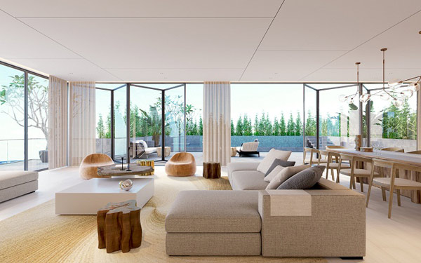 South Phu Quoc's potential wakes up with Sun Group estate projects