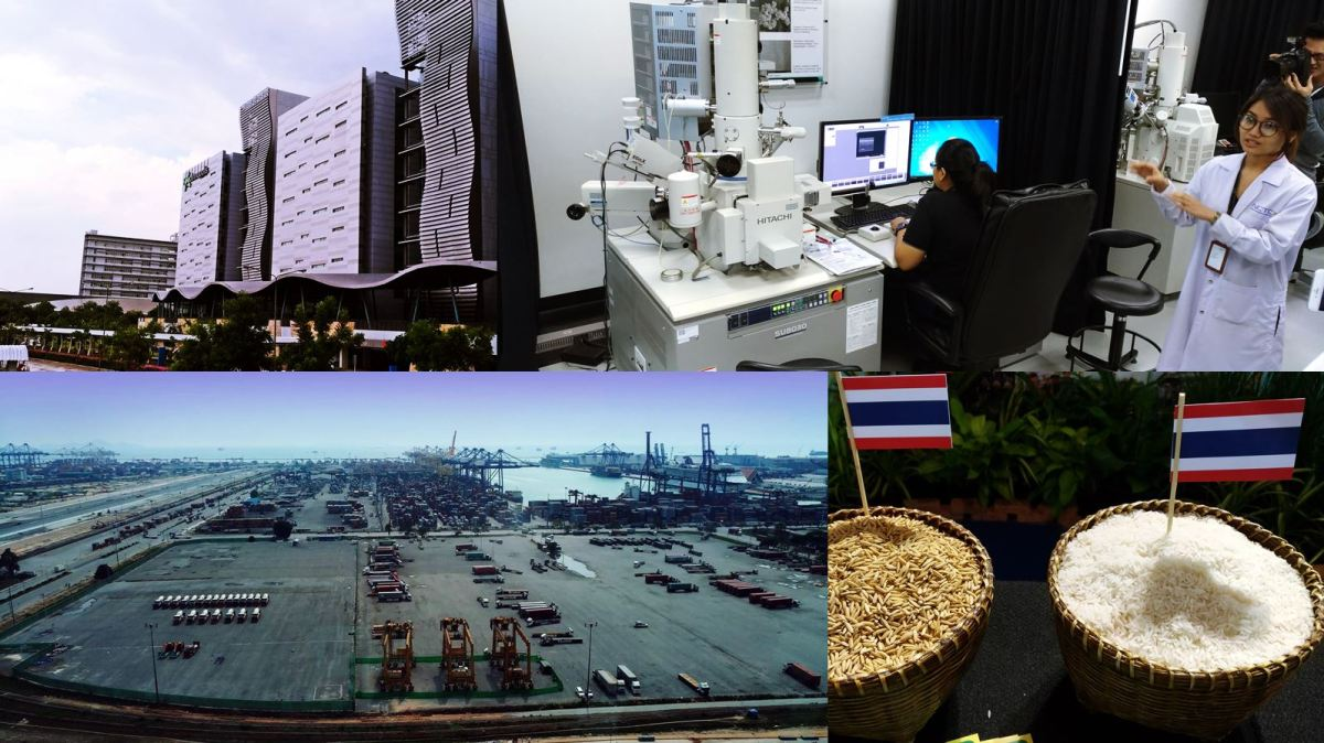 "Thai Government is stepping up ""Thailand 4.0"" towards agro-processing"