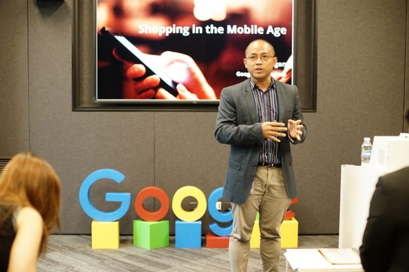 Kenneth Lingan, Country Head of Google Philippines
