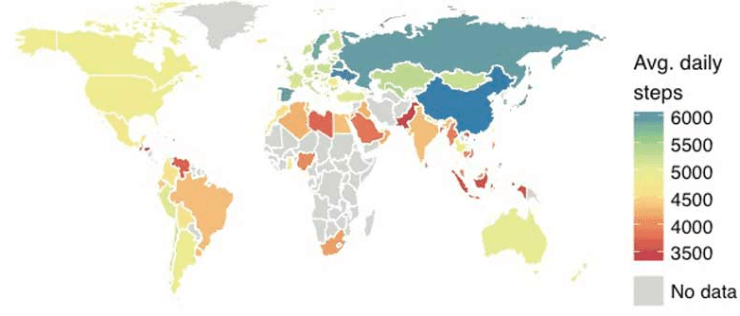 How active is your country