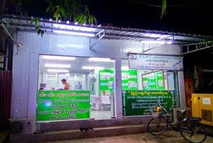 Domestic diagnostics: right Laboratory