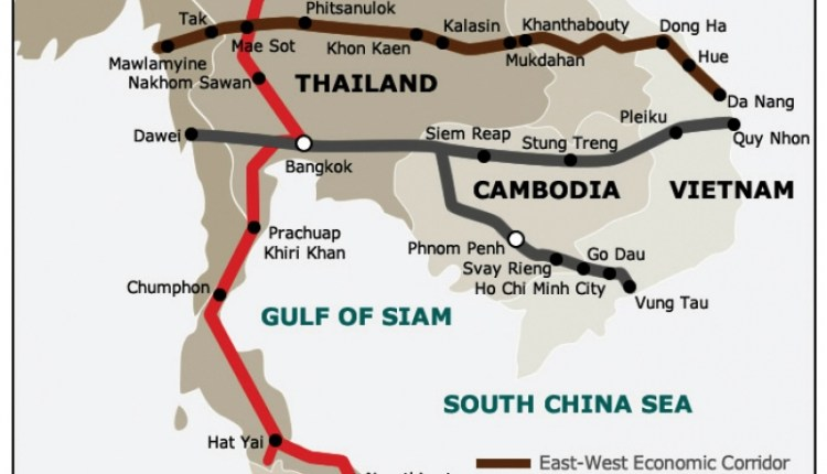 Thailand is situated in the geographic and strategic heart of Southeast Asia