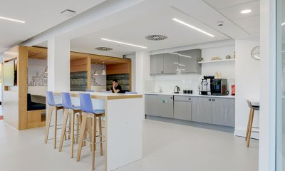 Regus Henley Building Kitchen, Henley-on-Thames
