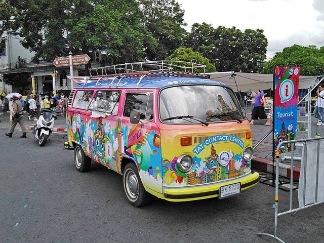 TAT launches Mobile Car information kiosk for tourists