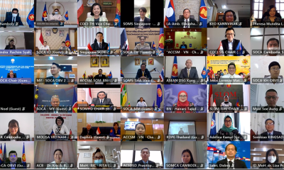 ASEAN Socio-Cultural Community encourages stronger cross-sectoral collaboration towards COVID-19 recovery