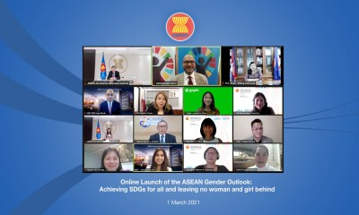 Supporting disadvantaged women key to achieving SDGs in ASEAN, new data shows