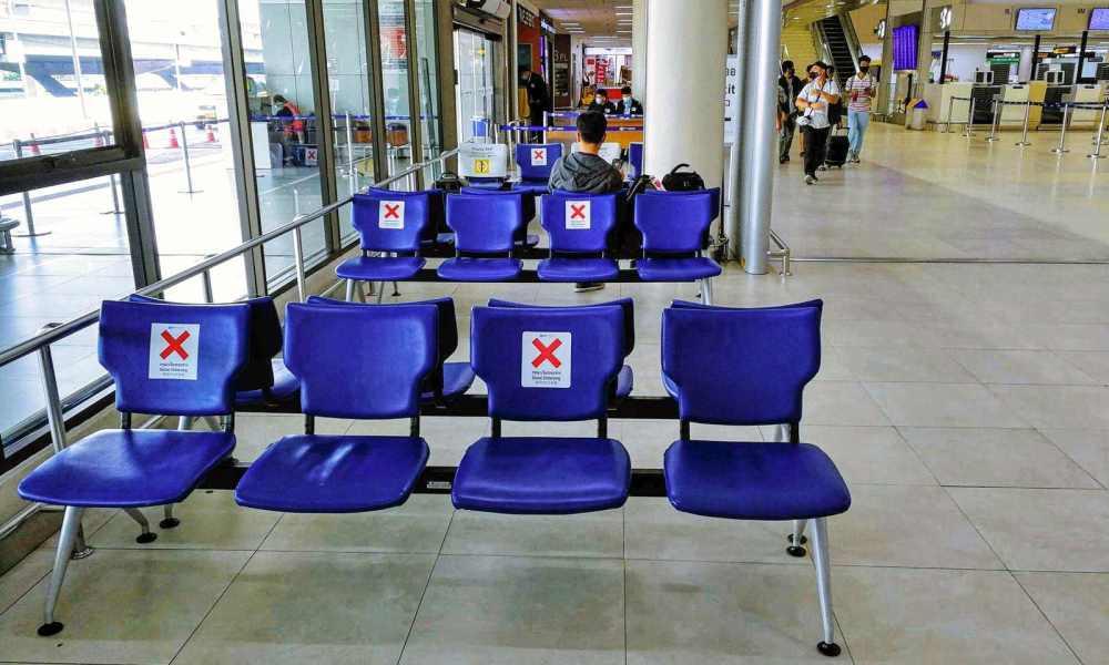 Don Mueang Bangkok domestic airport