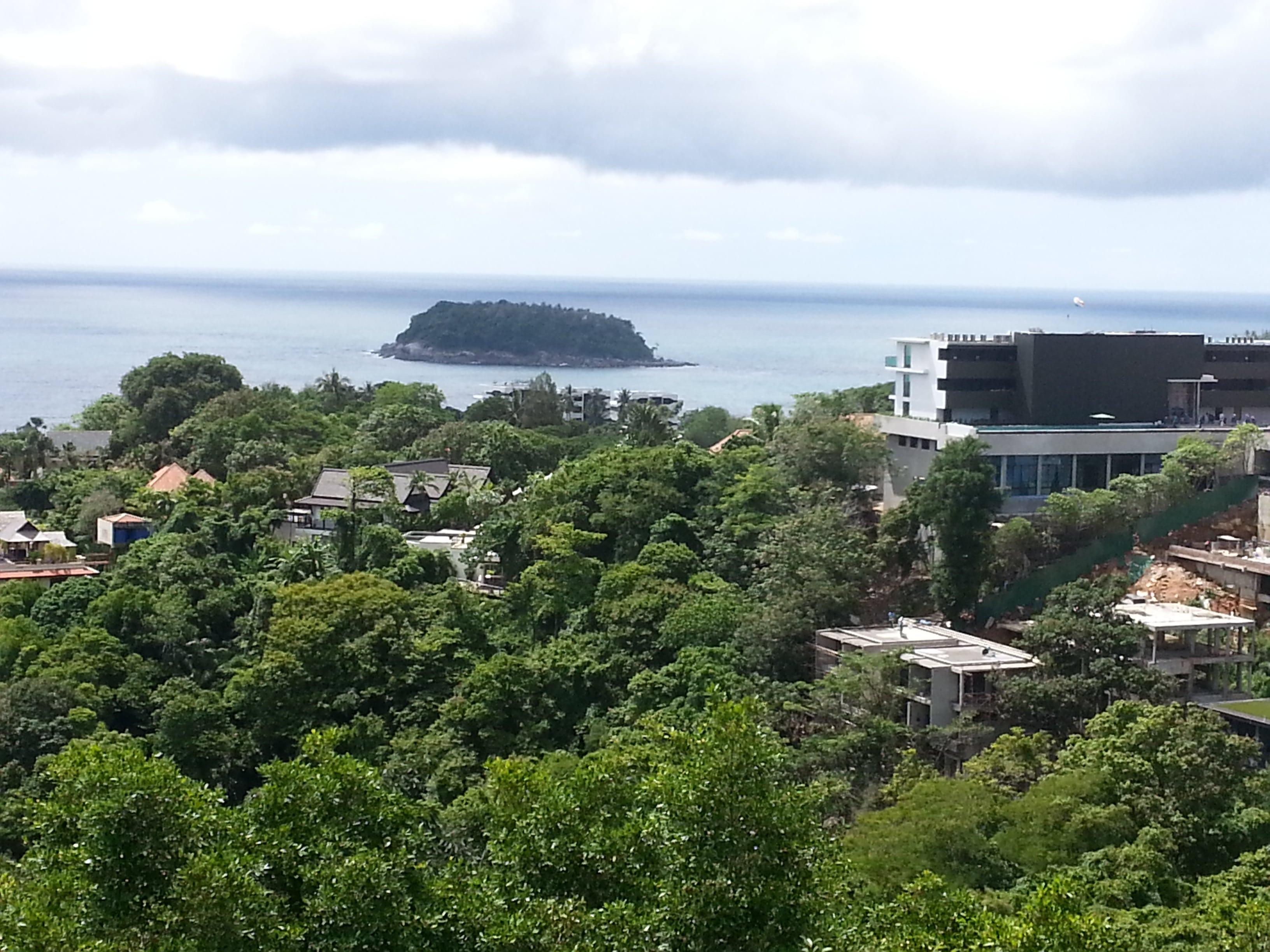 ko pu island karon